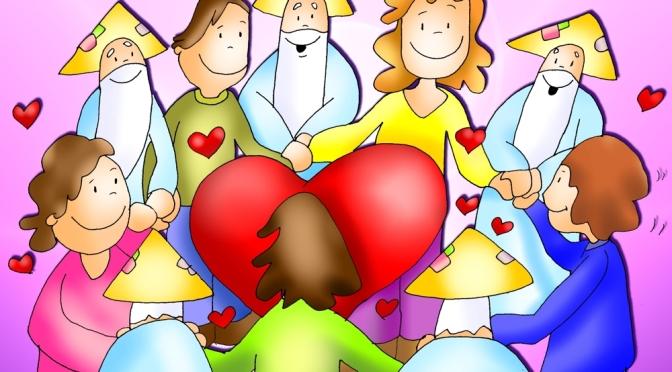 Siamo comunità – Buona domenica! – XXIII domenica del Tempo Ordinario – Anno A