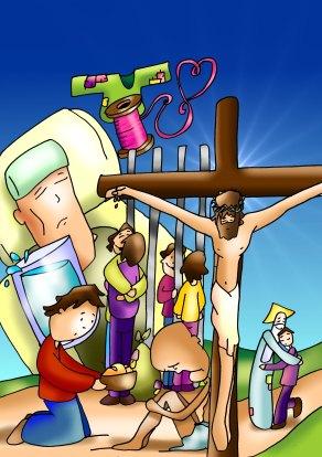 Cristo re - Qualsiasi cosa fate al più piccolo