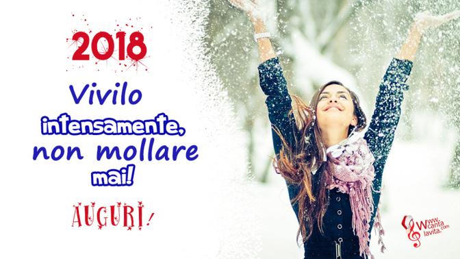 Foto-auguri capodanno 2018
