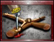 11 Gesù è inchiodato alla croce