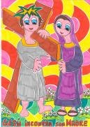 4 STAZIONE Gesù incontra sua madre