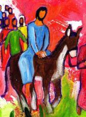 Ingresso a Gerusalemme - 2