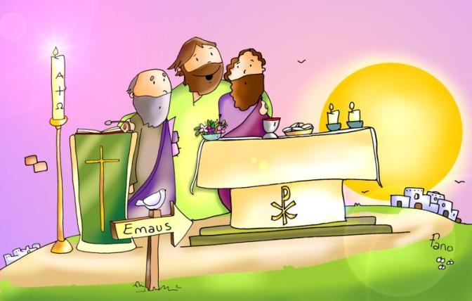Ma ancora non credevano – Buona domenica! – III Domenica Di Pasqua – anno B