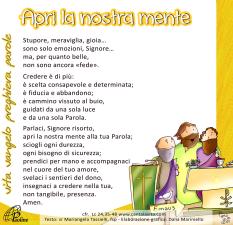 III di Pasqua_ preghiera_fano