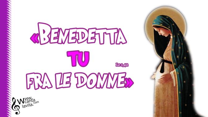 Maria ci ha creduto – Buona domenica! – IV AVVENTO – Anno C