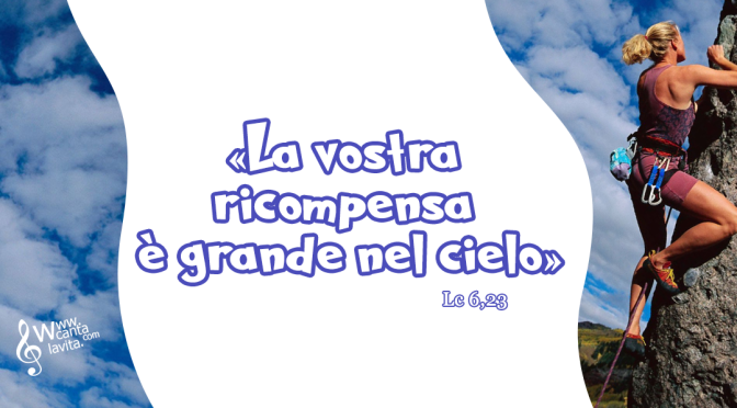 Beati noi se… – Buona domenica! – VI TEMPO ORDINARIO – Anno C