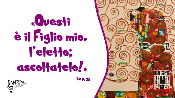 Trasfigurati – Buona domenica! – II domenica Quaresima – anno C