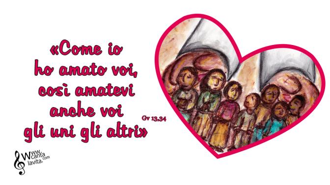 Seguire è? – Buona domenica! – V di Pasqua – anno C