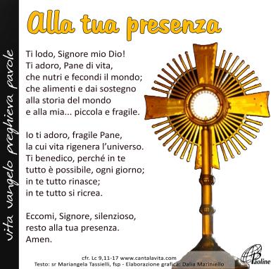 Corpus Domini NUOVO