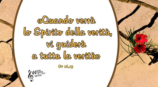Dio in noi – Buona domenica! –  Solennità della Santissima Trinità  – anno C