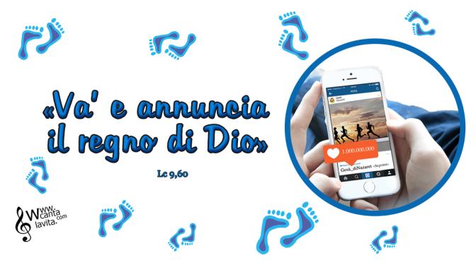 Seguirti? Sì, ma… – Buona domenica! – XIII Tempo Ordinario – anno C