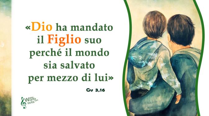 Lode a te – BUONA DOMENICA! Solennità della santissima Trinità – ANNO A