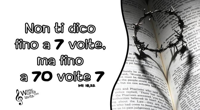 Seriamente Fratelli! – BUONA DOMENICA! XXIV Tempo Ordinario – ANNO A