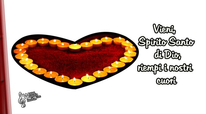 Cuori aperti – BUONA DOMENICA! Pentecoste – ANNO B